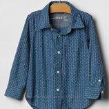 Рубашка Gap на 1, 5-2 года
