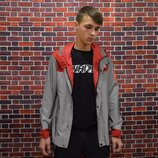 Рефлективная Куртка Supreme x The north face red.Купить в Украине.
