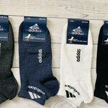 Носки короткие спорт Adidas 41-45р.