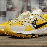 Кроссовки мужские Nike Air Zoom, желтые 16722