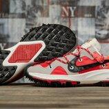 Кроссовки мужские Nike Air Zoom, красные 16721