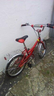 Велосипед profi 16д