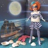 Одежда обувь комплект Пират для Монстер Хай Monster high, Ever after high