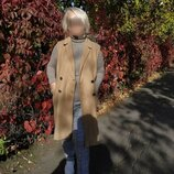 Пальто жилет