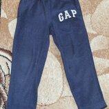 Флисовые штаны GAP на 5 лет или рост 110см