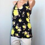 Брендова блуза-майка жіноча Topshop XS-S Великобританія женская