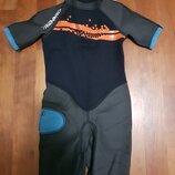 Фирменные гидрокостюмы для мальчика 122р