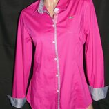 NAPAPIJRI Шикарная розовая рубашка - M - L