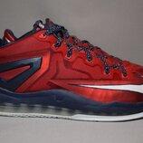 Кроссовки Nike Max Lebron 11 Low USA мужские. Оригинал. 44 р./28 см.