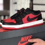 Мужские кроссовки 9156 Nike Air Jordan 1 Low