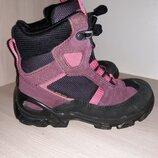 Зимние ботинки, сапоги Ecco р.28