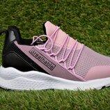 Модные детские кроссовки на девочку Nike найк сиреневые р31-36