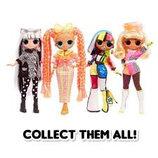 Ангел, Даззли, Гонщица Омг Оригинал Игровой набор с куклой L.O.L. SURPRISE серии лайтс. Есть опт