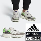 Шкіряні кросівки Adidas Yung-96, Оригінал