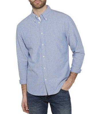 Классическая рубашка оксфорд сорочка marks & spencer