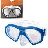 Маска для плавания Intex 55977 синий