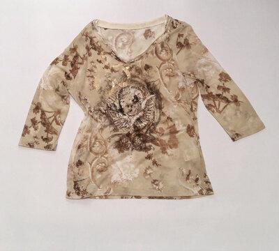 Модный лонгслив футболка Oui Германия