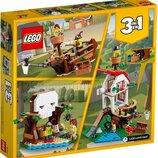 Конструктор Лего в поисках сокровищ 31078 Lego Creator Treehouse