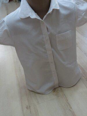 рубашка M&S 7-8 лет