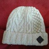 Шерстяная фирменная шапка тимберлэнд Timberland XS/S