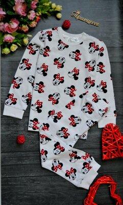 Классный костюм пижама Микки Маус h&m