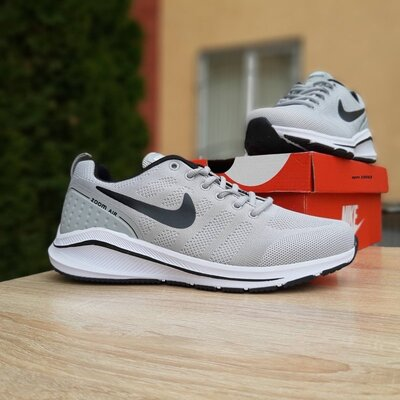 Кроссовки мужские Nike Zoom Racer серые