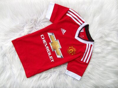 Стильная Футболка Adidas Manchester United