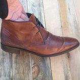 ботинки брендовые кожа Сша оригинал