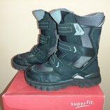 Зимние ботинки Superfit Gore-Tex 32 р. суперфит