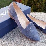 Туфли Caprice Германия, оригинал. Натуральная замша. 36-41