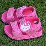 Детские босоножки сандалии на девочку Хелло Китти Hello Kitty р18-23