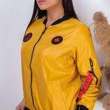 Новинка Женская Куртка Деми 5 Цветов С 48 По 58