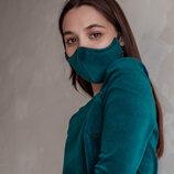 Защитная маска многоразовая