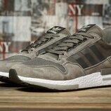 Кроссовки мужские Adidas, серые DR16844