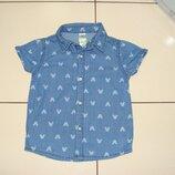 Блуза-Рубашка на лето C&A 86-92 р