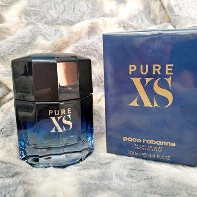 Paco Rabanne Pure XS men Original Распив и Отливанты аромата Оригинал парфюмерия