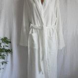 Новый мягкий белый домашний халат Dunnes 14-16p