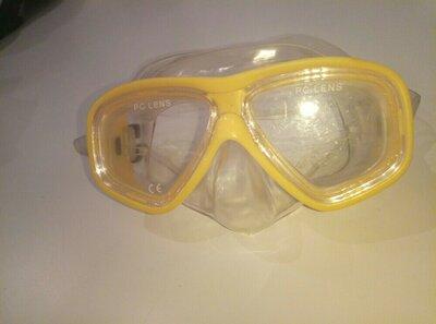 маска для плаванья