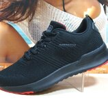 Мужские кроссовки BaaS Running-2 черные 41р-46р