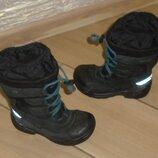 Зимние ботинки ECCO 26,27.28.29 р