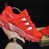 подростковые кроссовки Adidas Marathon TR 26 красные 38-41р