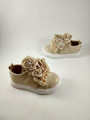 Туфли/слипоны для девочек Clibee Румыния , 19,20р, Z-953A