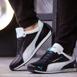 Мужские кроссовки Puma из натуральной кожи