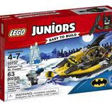 LEGO Juniors Бэтмен против Мистера Фриза 10737 лего джуниор