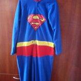 Слип пижама супермен