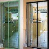 Москитная сетка на двери 100 210см