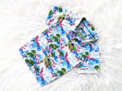 Стильная и качественная Рубашка с коротким рукавом Primark
