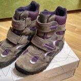 Детские демисезонные ботинки GEOX 32 размера