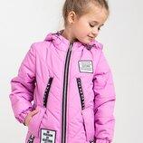 Замечательные демисезонные курточки для девочки
