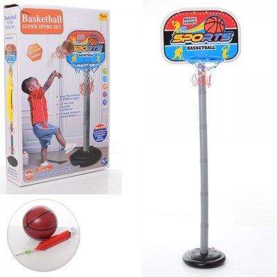 Баскетбольное кольцо M 5962 на стойке